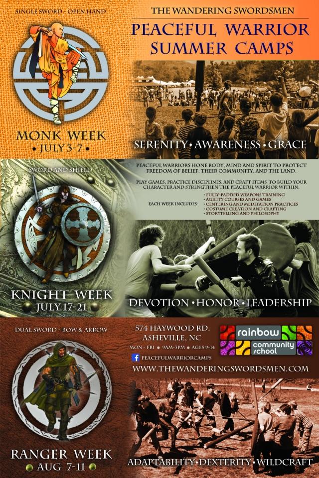 Peaceful Warrior Camp Poster sm.jpg